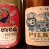Ölflaskor Mariestadsöl