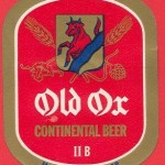 Old Ox-etikett